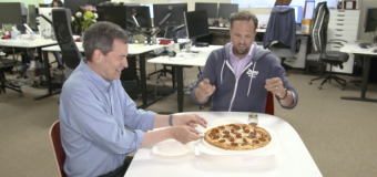 Pizza robots that want to change the world