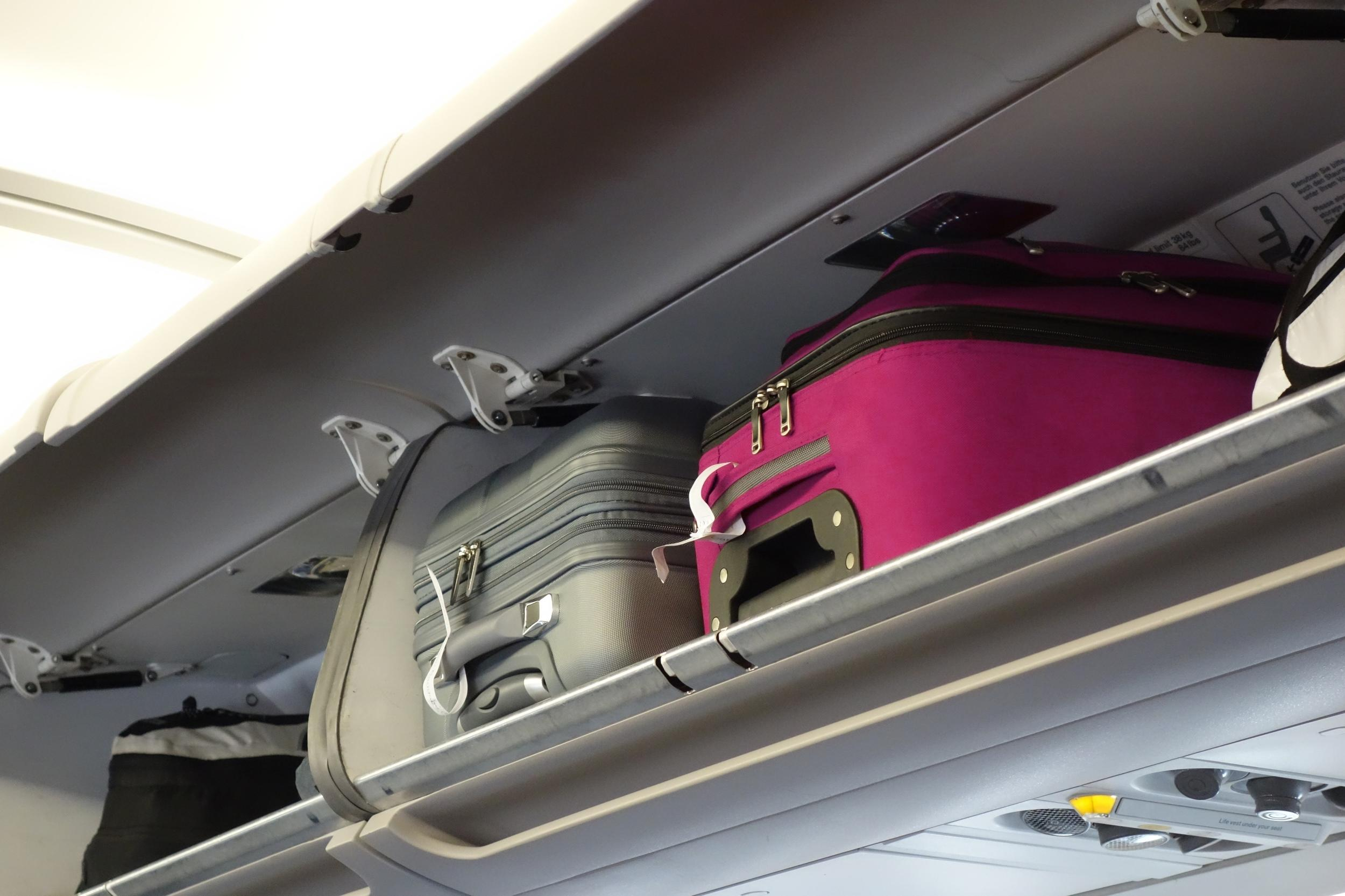 """Similarly, passengers flying with <a href=""""https://wizzair.com/en-gb/information-and-services/prices-discounts/all-services-fees#/"""" target=""""_blank"""">Wizzair</a> will need to pack light if they want to avoid extra charges as the airline only offers its customers a small cabin bag that is no larger than 42 x 32 x 25 cm - around the size of a small handbag or laptop bag. If you decide that you'll need extra clothing or a couple of pairs of shoes for your holiday and wish to pay for a larger cabin bag (no larger than 56 x 45 x 25 cm), you will be charged between £9 and £17.50 per bag, depending on the season. And that's if you add this extra via the call centre. At the airport, the fee rises to £36."""