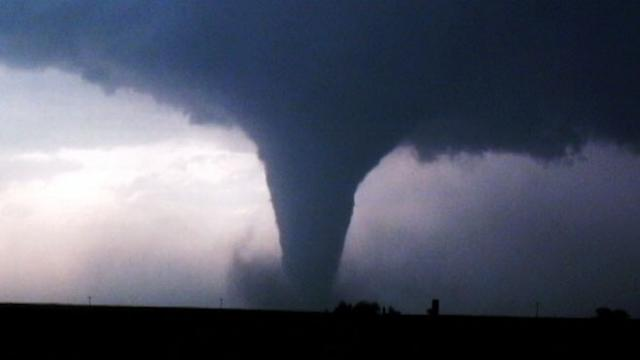 Tornado Chasers Catch Outbreak on Tape