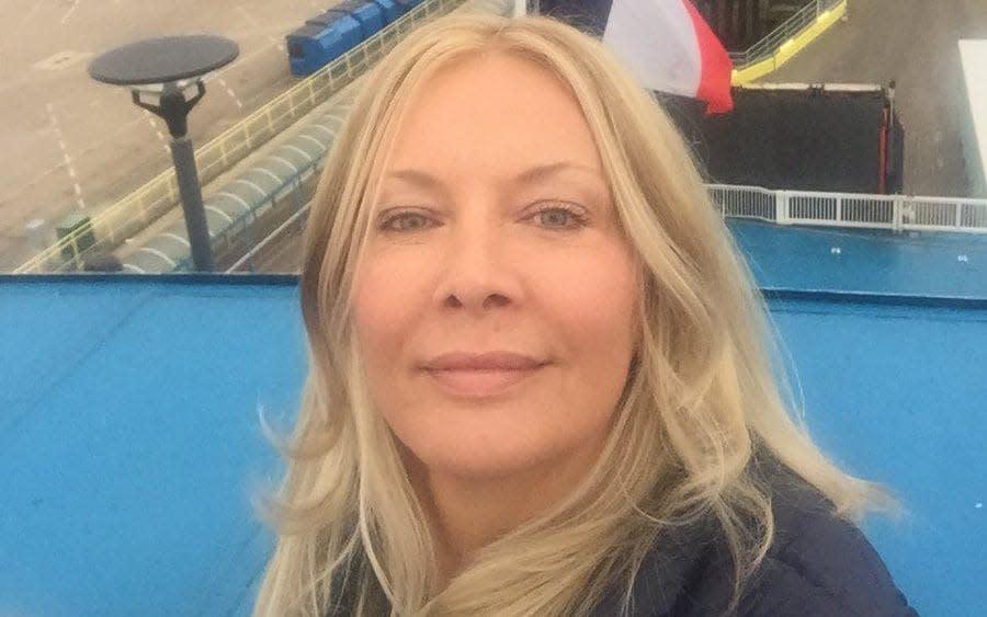 Liner boss's mum calls cruise fall Brit 'stupid'