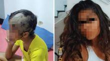 Bombeiro do Rio agride e raspa o cabelo da filha de 14 anos após ver vídeo com cigarro e bebida