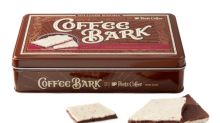WILLIAMS SONOMA AND PEET'S COFFEE LAUNCH NEW COFFEE BARK