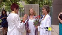 Same-sex couples are tying the knot in the Valley