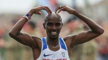 Farah shock winner of BBC sports award