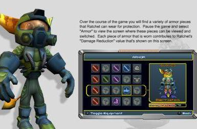 Ratchet & Clank interactive strategy guide