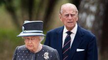 Felipe de Edimburgo: ingresado con casi 100 años tras una vida llena de penurias