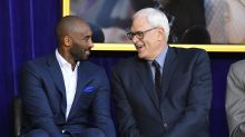 Report: Phil Jackson 'unable to travel' to Kobe Bryant's jersey retirement ceremony