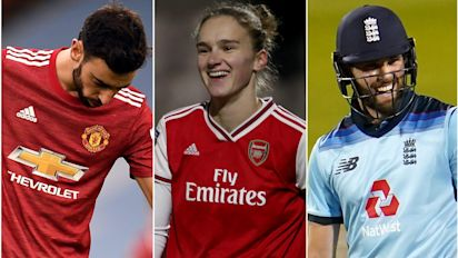 WSL turns 10 and Fernandes flattens Fred – Tuesday's sporting social