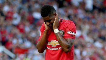 Crystal Palace stuns Manchester United