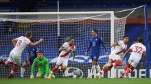 Sloppy Chelsea concedes late for 3-3 draw with Southampton