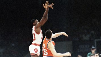 OTD: Keith Smart ushers in 'One Shining Moment'