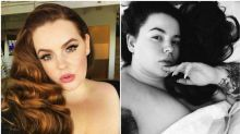 Tess Holliday on why fat women and moms are 'robbed of their sexuality'