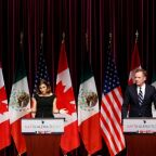 NAFTA negotiators trade barbs even as they agree to extend talks