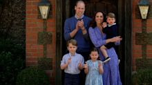 Prince William talks to George, Charlotte & Louis about the Covid-19 pandemic every day