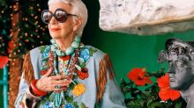 Iris Apfel, Fashion's Favorite Nonagenarian, Talks About Style, Love, & Her New Film