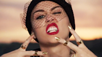 Big Sean 'Fire' Music Video feat Miley Cyrus