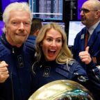 Virgin Galactic's stock soars, fueled by retail investors
