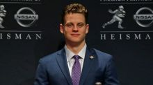Joe Burrow: I'll live off my endorsements and save all my NFL paychecks