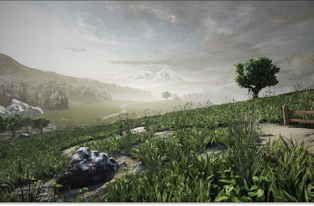 Epic's Unreal Engine makes grass look epic for real, come see