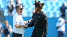 Former Panthers OC explains 'biggest threat' Cam Newton poses to NFL defenses