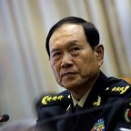 China calls on U.S. to 'stop flexing muscles' in South China Sea