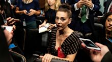 Alyssa Milano: 'Sexual Predators' Trump And Kavanaugh Can't Be Face Of Our Nation