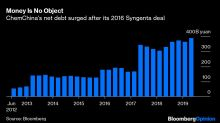 A Mega-Merger Can't Hide $12 Billion of Debt