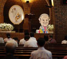 Pope heading to Thailand to encourage Catholic minority