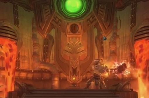 See players take down WildStar's Forgemaster Trogun