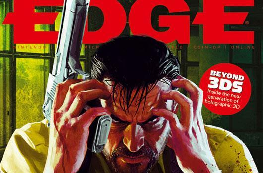 Max Payne 3 re-emerges in Edge cover story