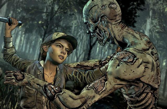 Robert Kirkman's studio will finish Telltale's 'The Walking Dead' game