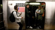 Agonizing subway ride lands New York woman Worst Commute award