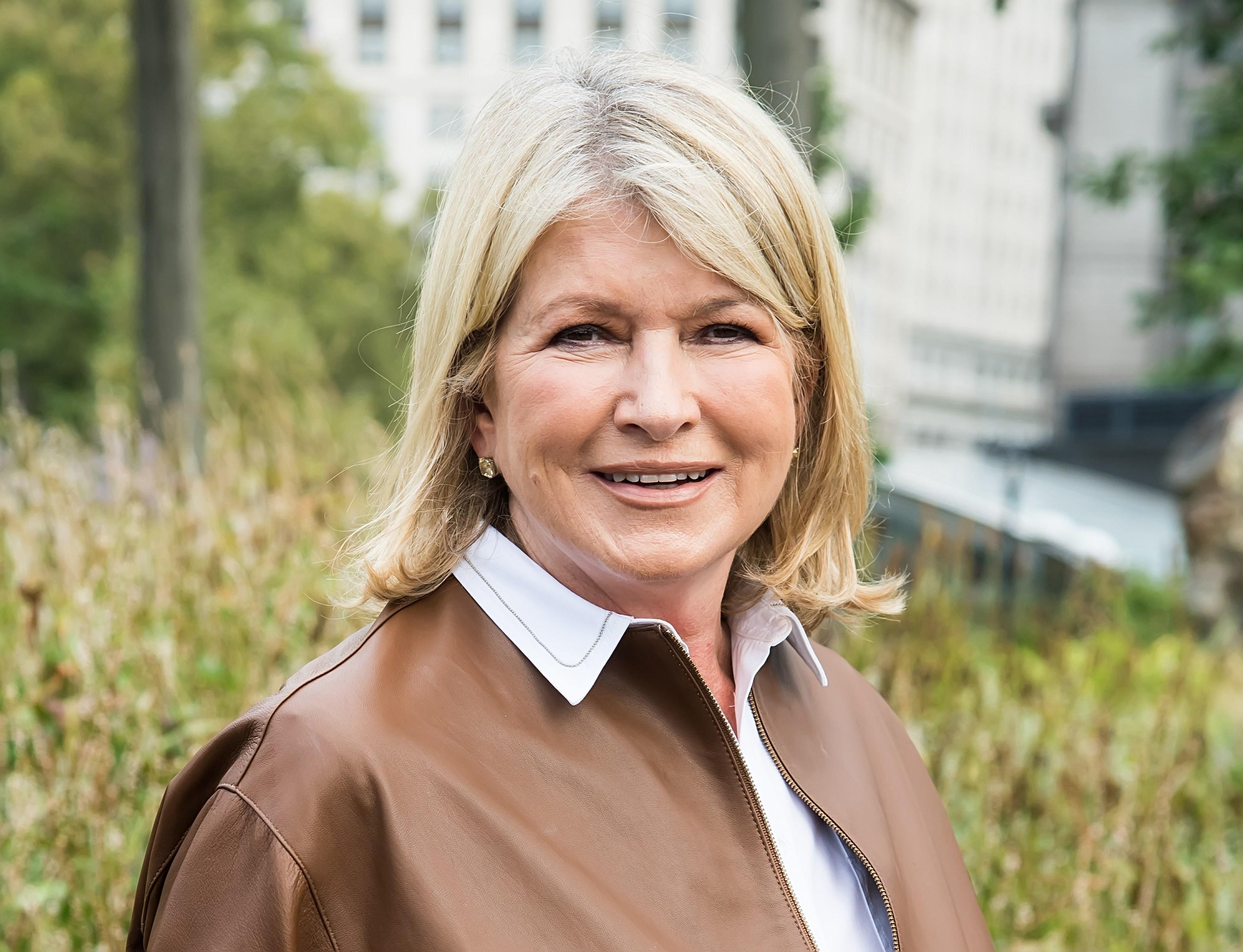 Martha Stewart Announces Plans for Branded Real-Estate Developments