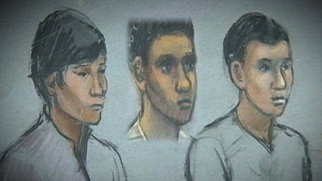 Three Friends of Bombing Suspect Arrested