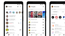 Facebook is giving Messenger an overhaul to try and cut down on bloat — and adding a dark mode (FB)