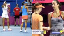 Aussie tennis stars blow up over sportsmanship 'disgrace'