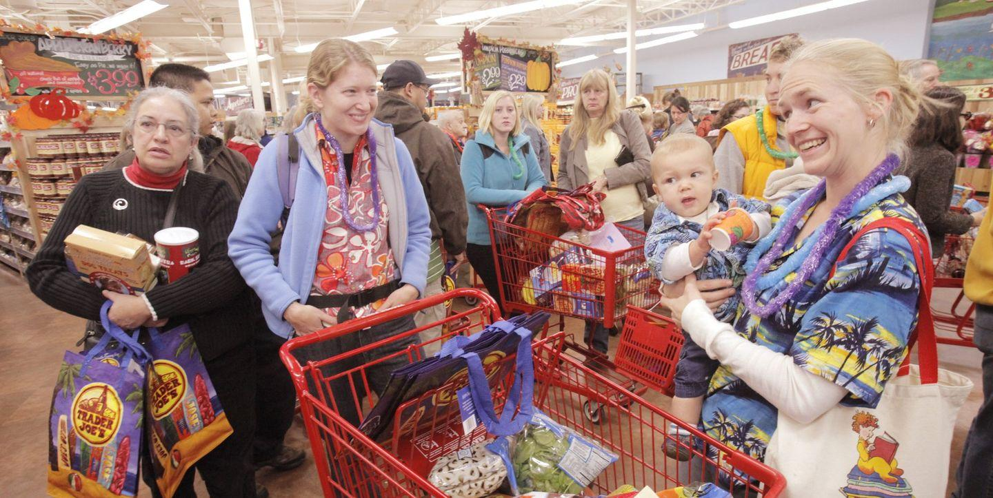Trader Joe's Employees Can Make Up to $111K per Year