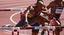 Canada's Damian Warner extends decathlon lead with another Olympic best