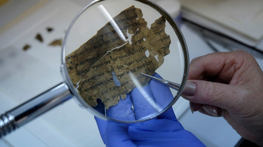 Dead Sea Scrolls fragments removed from Museum of the Bible for being 'inconsistent with ancient origin'