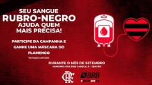 Sangue Rubro-Negro: Flamengo abre campanha em parceria com Hemorio