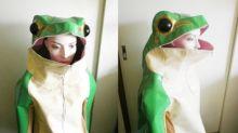 Behold, a $1,500 frog jacket makes its debut at Japan's Design Festa
