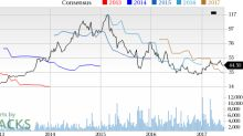 Why Is Pacira (PCRX) Down 4.5% Since the Last Earnings Report?