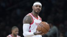 Report: Lakers have 'no interest' in acquiring Carmelo Anthony