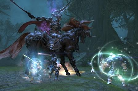 Final Fantasy XIV shows off story content and trials for 2.5