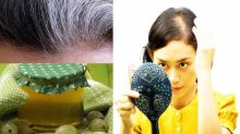 Hair Fall | Tibetan Ayurvedic recipe can give relief from Hair Fall