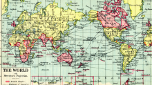 Schools in Boston ditch 'distorted and outdated' map of the world for more accurate plan
