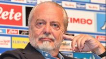 Presidente do Napoli volta a atacar Uefa por conta de jogo no Camp Nou