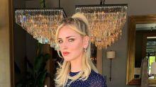 Chiara Ferragni tiene el bikini ideal para una 'pool party': negro y con tiras flúor bicolor