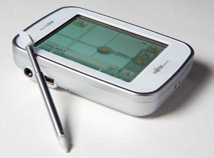 Hands-on with Fujitsu's upcoming Pocket LOOX N100 GPS unit