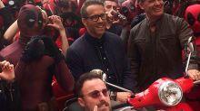 """Ryan Reynolds calma a los fans asegurando que """"espera seguir haciendo más pelis de Deadpool"""""""